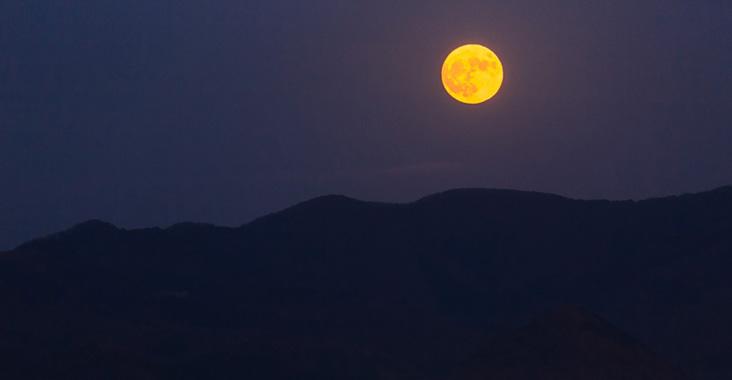 月面は重力が小さい