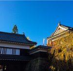 紅葉が見ごろな上田城におでかけ! 難攻不落の城で合格祈願も