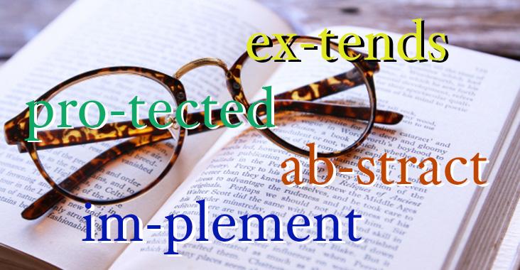 英語の語源、接頭辞