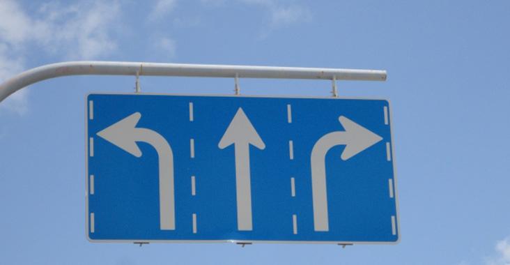 スタイルの違い_道路標識